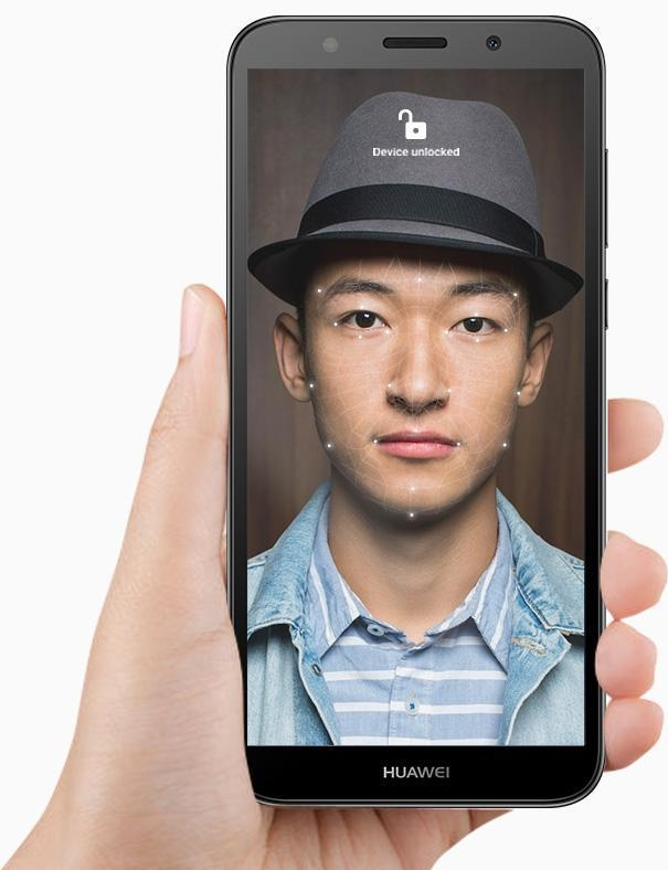 HUAWEI Y5 Prime 2018 Déverrouiller le visage