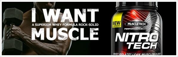 whey protein, whey, whey gold, proteine whey, MuscleTech, NITRO TECH, whey isolate, NitroTech Power, Nitro tech ripped