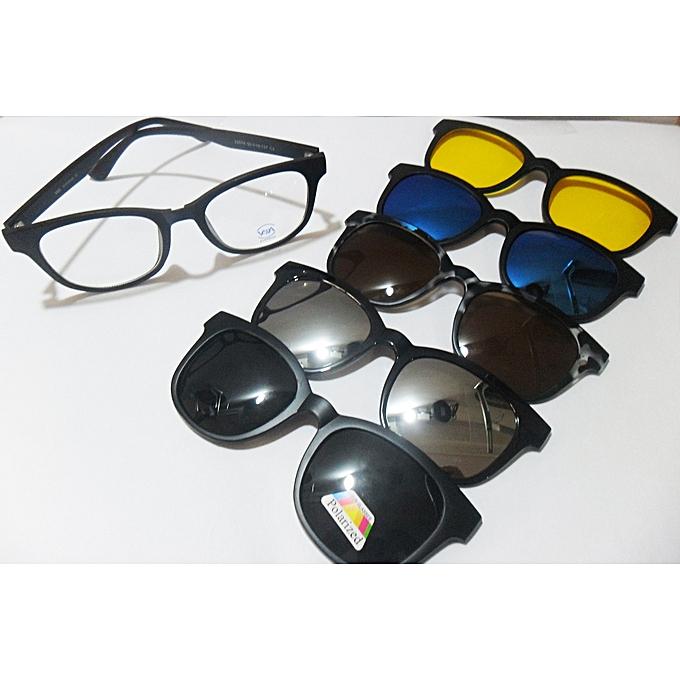 Vega Lunette Optique et Solaire 6 en 1 à prix pas cher   Jumia Tunisie 07e7763cc6b0