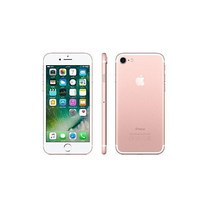 apple iphone 7 ram 2go 32 go 4 7 rose gold garantie 1 an prix pas cher jumia tunisie. Black Bedroom Furniture Sets. Home Design Ideas