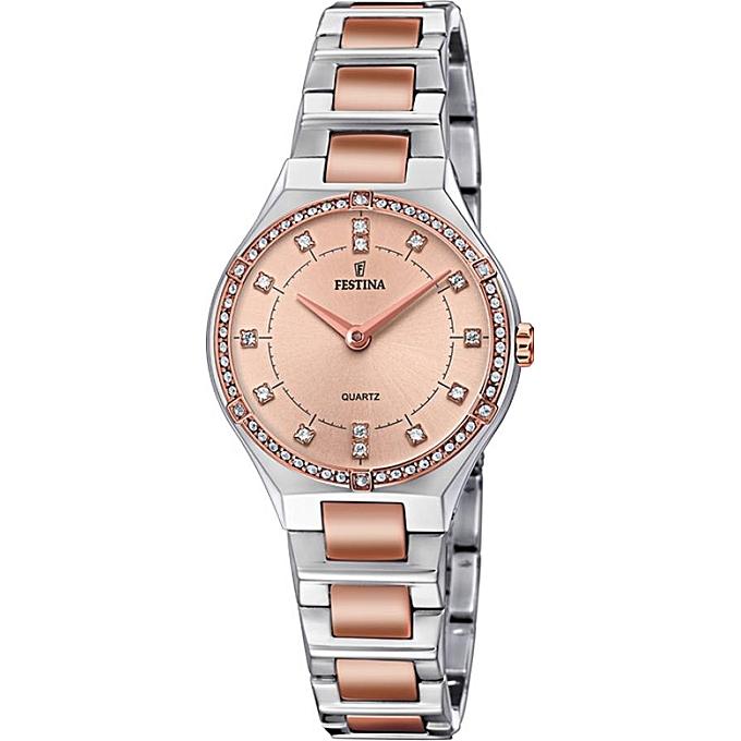 montre pour femme f20226 4 argent bronze montres pas cher sur jumia tunisie. Black Bedroom Furniture Sets. Home Design Ideas