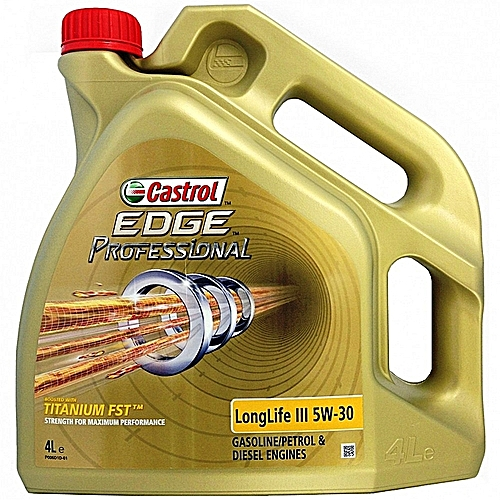 Huile Edge Synthétique Iii 5w30 Professional Castrol Longlife 8n0wPOk