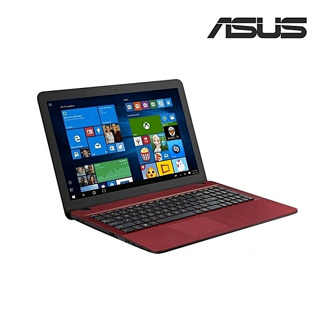 pc portable x541uj i7 7 g n 8go 1to rouge garantie 2 ans notebooks pas cher sur jumia. Black Bedroom Furniture Sets. Home Design Ideas