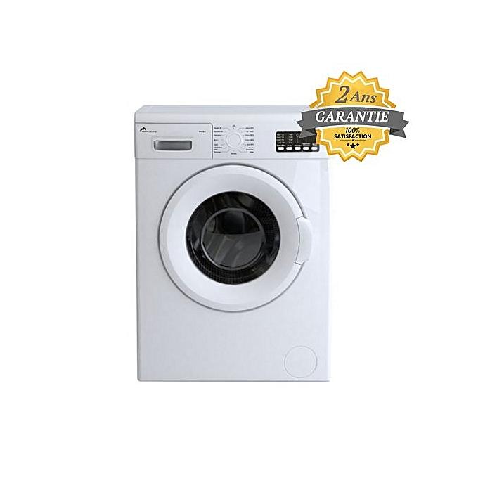machine laver 5kg blanc garantie 2 ans bon d 39 achat mazraa 10dt lectrom nager pas. Black Bedroom Furniture Sets. Home Design Ideas