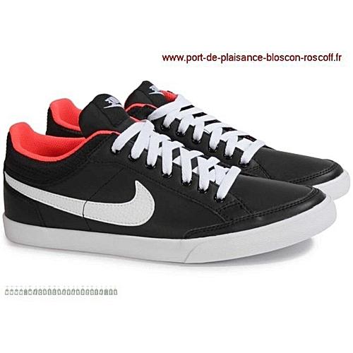 acheter populaire 46792 00882 Basket Fille - Nike Capri iii 579619015 - Noir