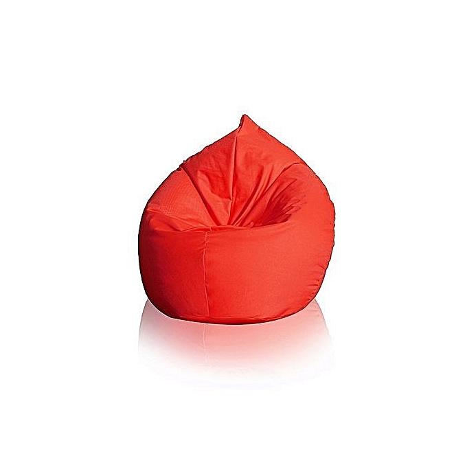 pouffy pouf poire pacha xxl 80cm x 130cm rouge garantie 1 an prix pas cher jumia tunisie. Black Bedroom Furniture Sets. Home Design Ideas