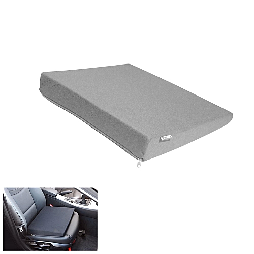 coussin rehausseur de voiture gris confort et personnalisation pas cher sur jumia tunisie. Black Bedroom Furniture Sets. Home Design Ideas