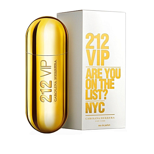 Carolina Herrera 212 Vip Nyc Eau De Parfum 80ml Happyness à Prix