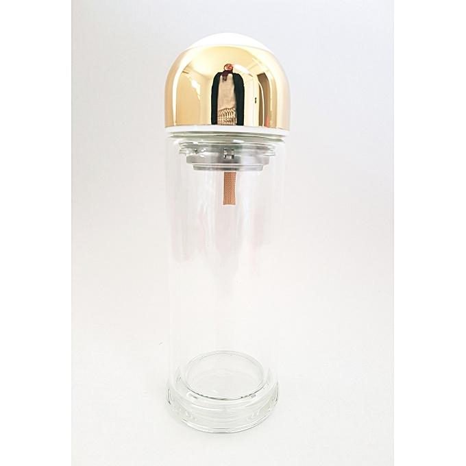 white label thermos eau verre dor 350 ml prix pas cher jumia tunisie. Black Bedroom Furniture Sets. Home Design Ideas