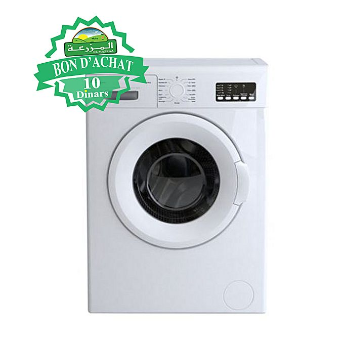 machine laver 5kg blanc lectrom nager pas cher sur jumia tunisie. Black Bedroom Furniture Sets. Home Design Ideas