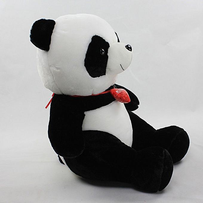 ca068cfc91569 White Label Peluche Panda - Géant - 1.20 m à prix pas cher