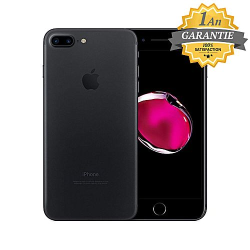 apple iphone 7 plus ram 2 go 128 go black garantie 1 an acheter en ligne jumia tunisie. Black Bedroom Furniture Sets. Home Design Ideas