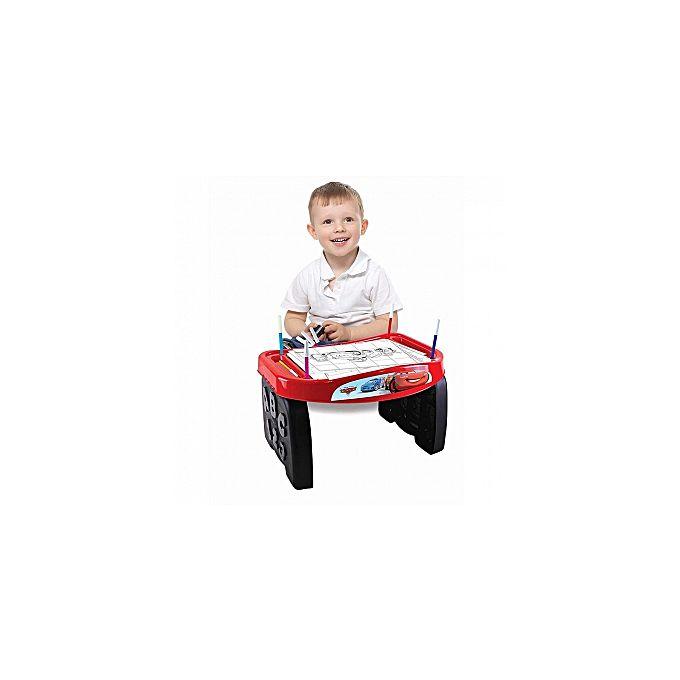 bureau enfant cars avec accessoires dessin jouets enfant pas cher sur jumia tunisie. Black Bedroom Furniture Sets. Home Design Ideas