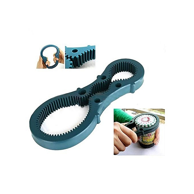 Multi opener ouvre bocaux et bouteilles ustensiles de - Arts de la table pas cher ...