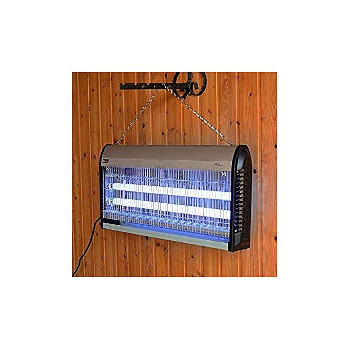Lampe uv anti moustiques appareil anti insectes volants tue mouche destructeur d 39 insectes - Produit anti moustique pour jardin ...