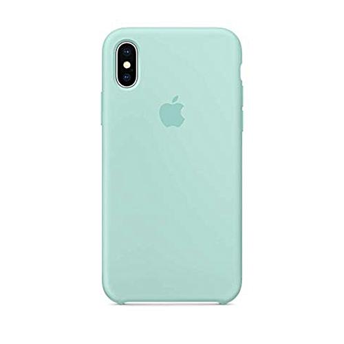 coque apple iphone x vert