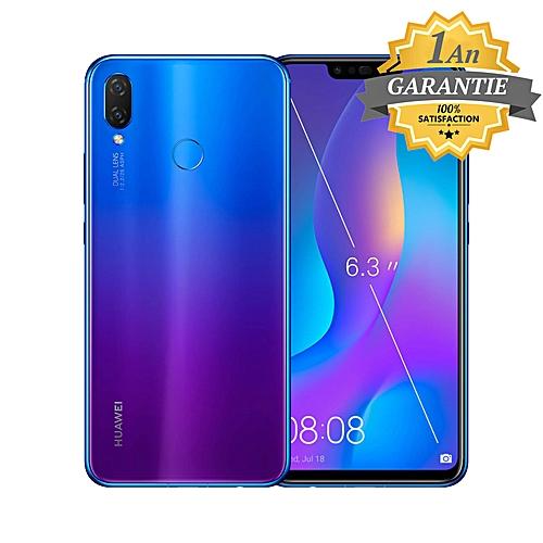 Huawei Nova 3i Ram 4 Go 128 Go 4g Double Sim 6 3 Bleu