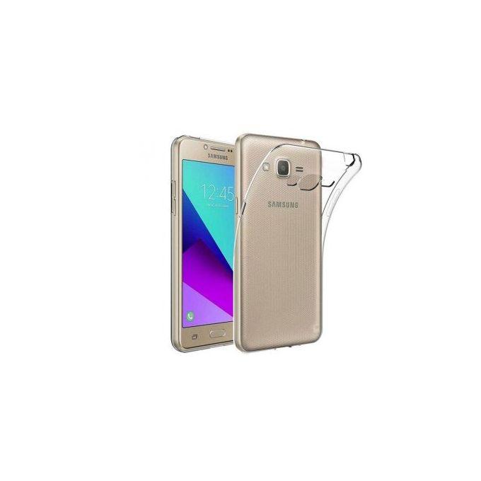 Case cache silicone Pour Samsung Grand Prime Plus G532 - Transparent