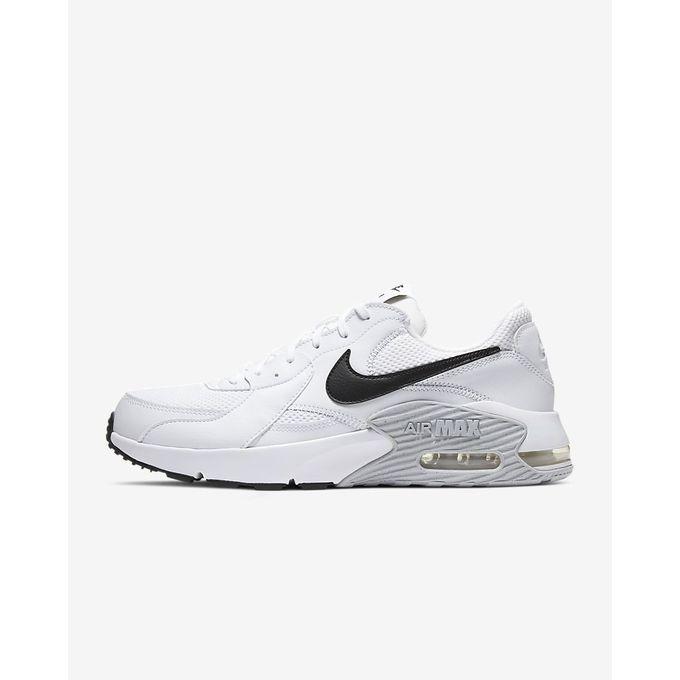 Nike Air Max Excee - Pour Homme - Blanc/Noir - CD4165-100 à prix ...