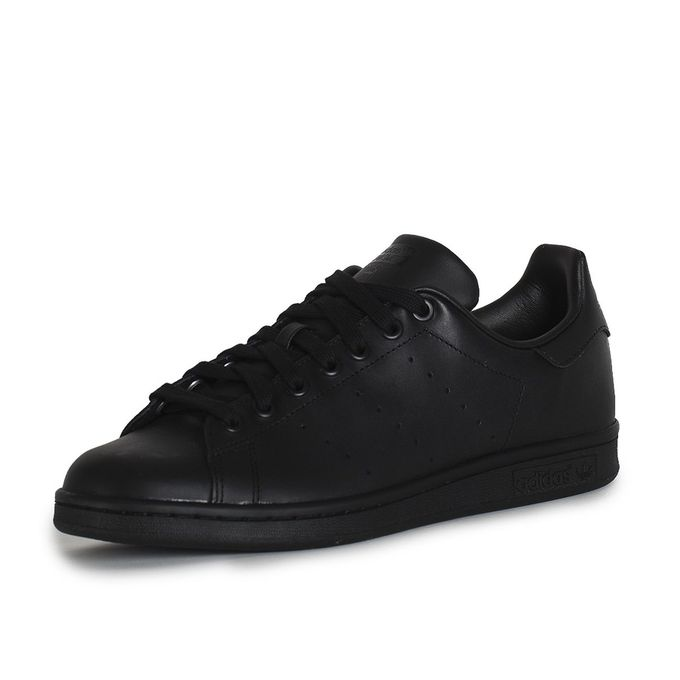 Basket Stan Smith - Homme - M20327 - Noir