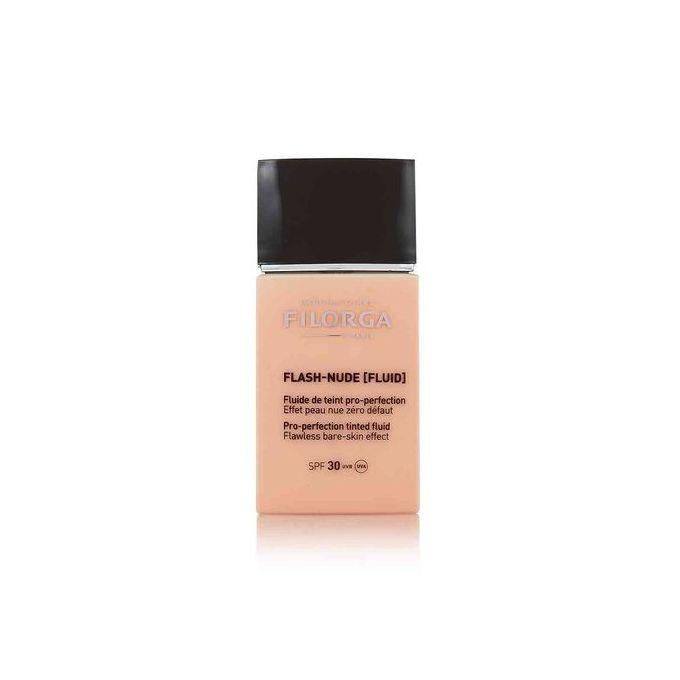 Filorga flash nude fluid tono 02 gold 30 ml | Ibáñez Farmacia