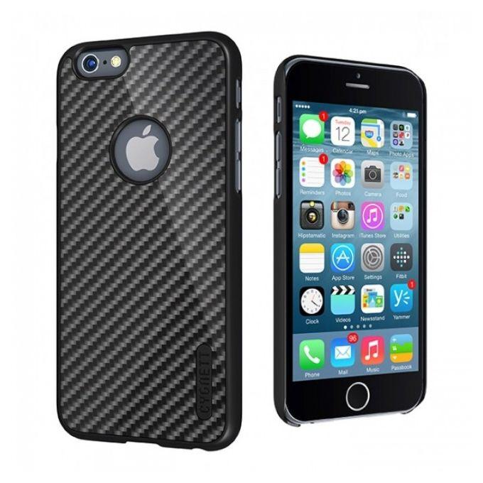 Coque UrbanShield pour iPhone 6s et 6 - 1665 - Fibre de carbone