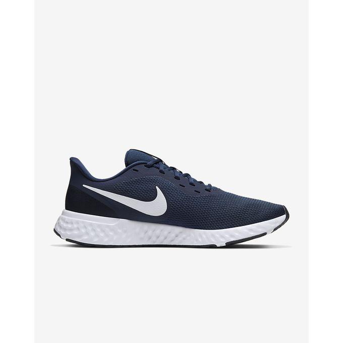 Nike Chaussure Nike Revolution 5 - Pour Homme - Bleu à prix pas ...