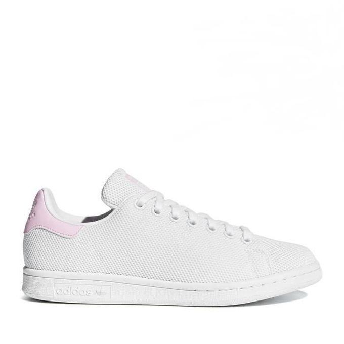 innovative design the cheapest latest fashion Stan Smith-Cq2823-Blanc Et Rose Clair