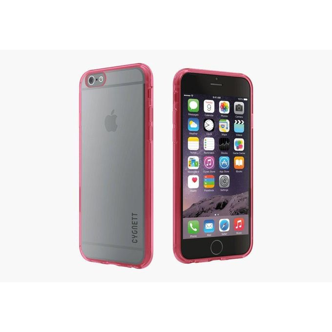 Coque pour iPhone 6/6S - 1762 - Rouge