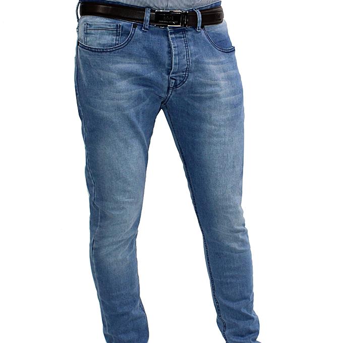 Jeans Foncé Cher White Prix Homme À Pas Pantalon Bleu Label iuPkXZ