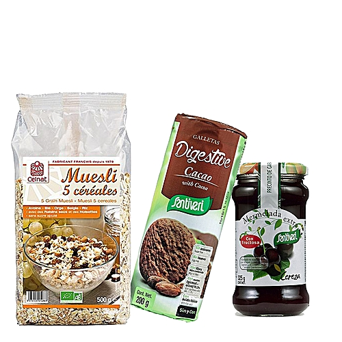 white label pack muesli 5 c r ales bio biscuit sans. Black Bedroom Furniture Sets. Home Design Ideas